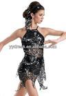 New Style Sequins Sexy Ballroom Dancing Dress