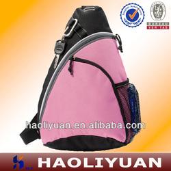 Polyester Waterproof Girl Sling Bag