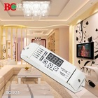 DC12V-DC24V constant voltage pwm 1 channel dmx dimmer