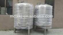 Tanque de almacenamiento de leche / lácteos máquinas de procesamiento
