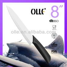 "8"" Kitchen Use Laguiole Ceramic Knife"