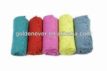 100% Polyester Polar Fleece Blanket with Ultrasonic Edge