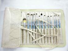 18pcs makeup brush complete makeup kit
