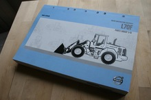Volvo L70F parts book