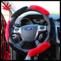 Fur Steering Wheel Covers Interiors Decor