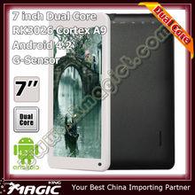 Cortex a9 dual core tablet pc rockchip rk3066 cortex-a9 ddr2 motherboard