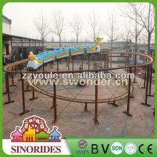 Fancy dragon sliding zoo outdoor equipment,zoo outdoor equipment