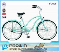 """26""""coaster brake beach bicycle(B-2605)"""
