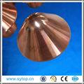 De cobre de aleación de tungsteno insertos( electrodo, de soldadura y en contacto con las industrias)