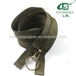 eco metal zipper