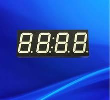 5461as indoor large red 7 segment 4 digit clock led display