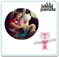 Hot sell plush seat pets toy/ Safety belt