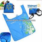 Foldable polyester eco bag