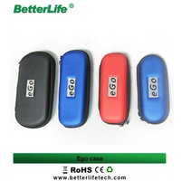 different size and different colors Cheap ego zipper case electronic cigarette carrying case