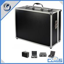 MLD-CB018 Vivitar Professional Heavy Duty Matt Black Aluminum Camera Hard Travel Case