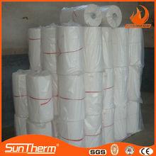 Paper ceramic fiber thermal block