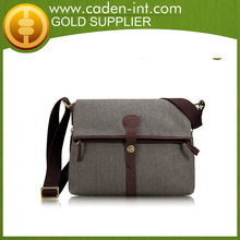 2014 Fashion Custome Made Leather Sling Camera Bags for Men