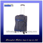 2014 CHINA 600D PRINTED FABRIC SOFT LUGGAGE NO HONEYCOMB FRAME TOTALLY SOFT LUGGAGE BAG