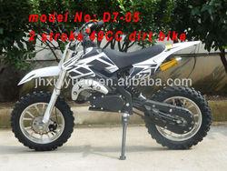 Dirt Bike 49CC 2 Stroke Alloy Easy Pull Start Air Cooled