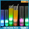 Popular bar item plastic PS 350ml light Led cup