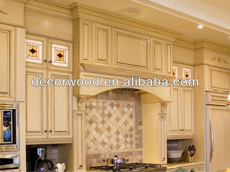 Full Overlay Beige Wooden Kitchen Cabinet, View Wooden Kitchen Cabinet