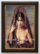 2015 Modern iIndia Nude Sexy Girls Photo,Beautiful Sexy Girl Wall Hanging Picture