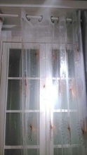 100% polyester blackout curtains