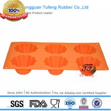 Kitchenware FDA/LFGB/SGS standard food grade silicone bakeware manufacturer