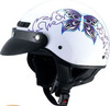 2014 Half Face Motorcycle Helmet