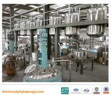 automatic emulsion paints production line