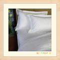 el hotel blanco conjunto ropa de cama