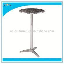 Popular folding high bar tables