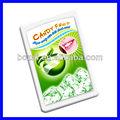 Halal tipos hortelã de gelatina doces