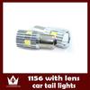 Hot selling 10 SMD 1156 BA15S P21W Reverse Turn Signal Brake Parking Day Running LED 7040 12V Car LED Brake Light