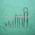 ronda de metal clips de papel