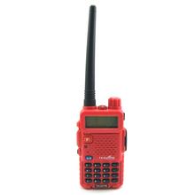 TESUNHO TH-UV7R portable handheld dual band red high power output ham radios