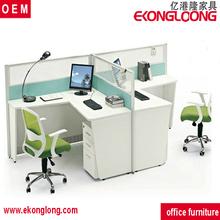 Mobili per piccoli appartamenti/pareti divisorie ufficio a buon mercato