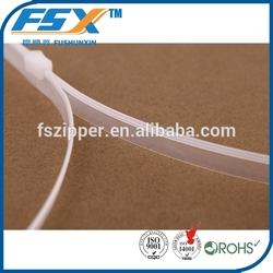 EVA Plastic Zipper with Slider