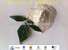 Sodium bentonite waterproofing