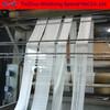 White multiflament single knot nylon fishing nets