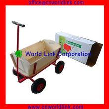 150kgs Transport Kids Mobile Wooden Wagon