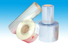 PVC Shrink Label Film on Roll / PVC Sleeve