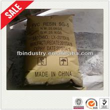 PVC Resin SG3 SG5 manufacture good price k value 65 pvc resin