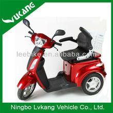three wheel electric bike for old people