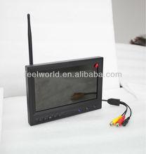 """Feelworld 8"""" FPV Monitor FATSHARK 5.8G Wireless AV Receiver For Helicopter"""