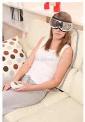 Vibration Kneading massage,MP3 music player eye massager