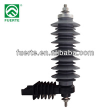 20KV distribution power line polymeric surge diverter lightning arrester