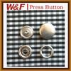 2014 New design cap prong snap button,cap prong snap button,clothes prong snap button