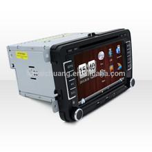SKODA OCTAVIA II car DVD 2 din 7 inch touch screen with GPS,Ipod,Bluetooth,PIP,SWC