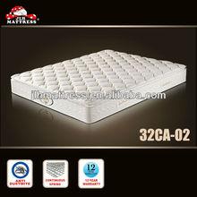 2014 queen size memory foam mattress coconut coir fiber baby palypen mattress 32CA-02